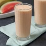 Watermelon-Mango Smoothie