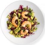 Orange-Sesame Shrimp Salad