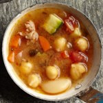 Middle Eastern Bean Soup