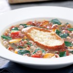 Collard Green & Black-Eyed Pea Soup