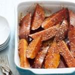Soy-Glazed Sweet Potatoes