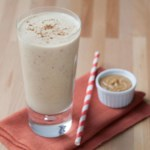 Apple-Peanut Butter Smoothie