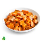 Reduced-Calorie Candied Sweet Potatoes