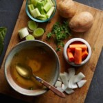 Super-Simple Vegetable Broth