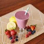 Yogurt Berry Smoothie