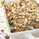 Chicken, Mushroom & Wild Rice Casserole