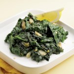 Simple Sautéed Spinach