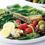 Spring Salad with Tarragon Vinaigrette