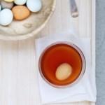 Orange Natural Egg Dye & Egg Coloring