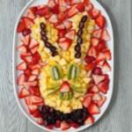 Bunny Fruit Salad