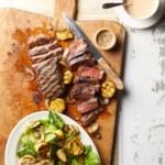 Hibachi Steak Salad