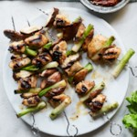Korean Chicken Skewers (Dak Ggochi)