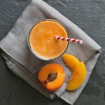 Apricot-Peach Smoothie