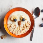 Owl Yogurt Bowl