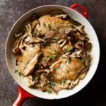 Creamy Chicken & Mushrooms