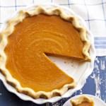 Our Best Traditional Pumpkin Pie