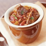 Beef and Red Bean Chili