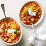 Chipotle Chicken and Corn Stew