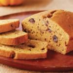 Orange-Date Pumpkin Bread
