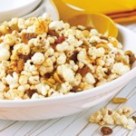 Bowl Game Snack Mix