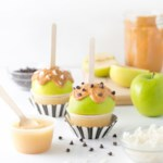 """Peanut Butter """"Candy"""" Apples"""