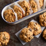 Cinnamon-Raisin Oatmeal Cookies
