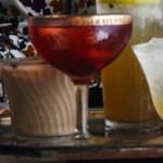 Sparkling Pomegranate-Chai Mocktail