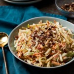 Apple Slaw with Poppy Seed Dressing