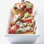 Vegetable Polenta Lasagna