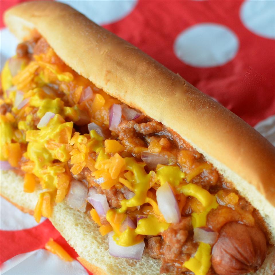 Texas Hotdog Sauce