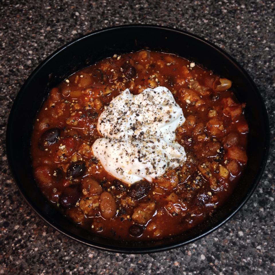 Fantastic Black Bean Chili Recipe , Allrecipes.com