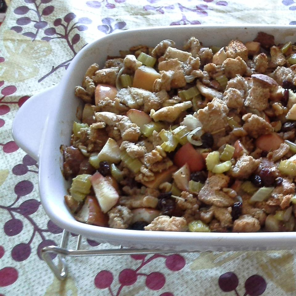 Apple Nut Stuffing