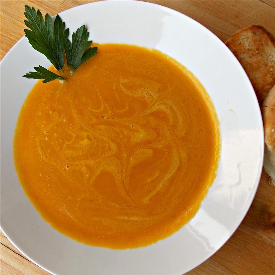 Yummy Butternut Squash Soup