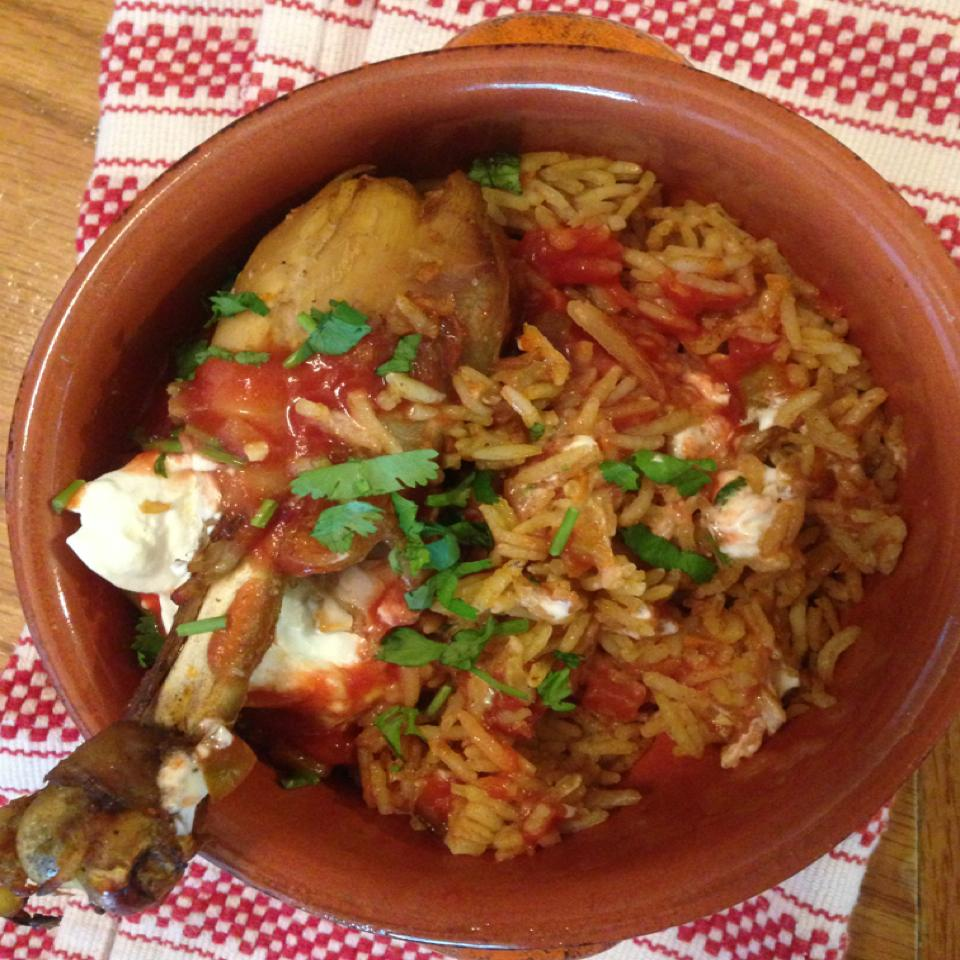 Al Kabsa - Traditional Saudi Rice and Chicken