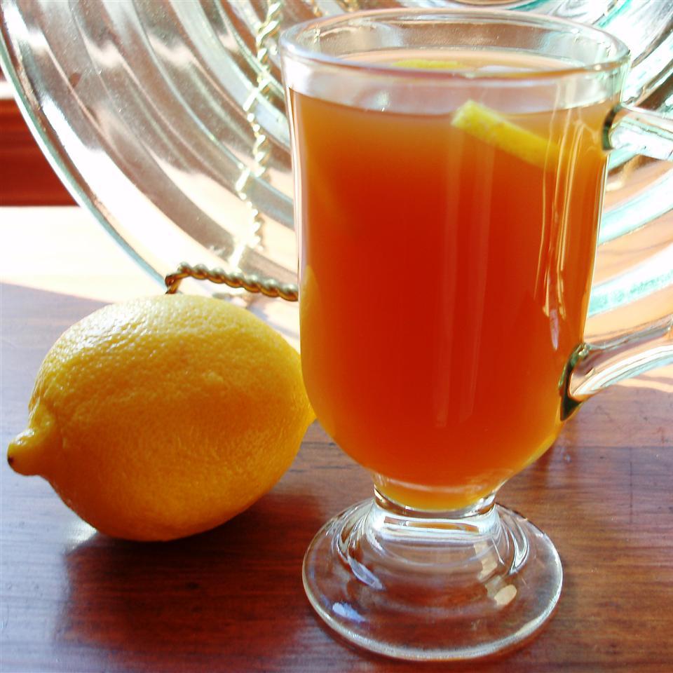 Honey-Lemon Ginger Tea