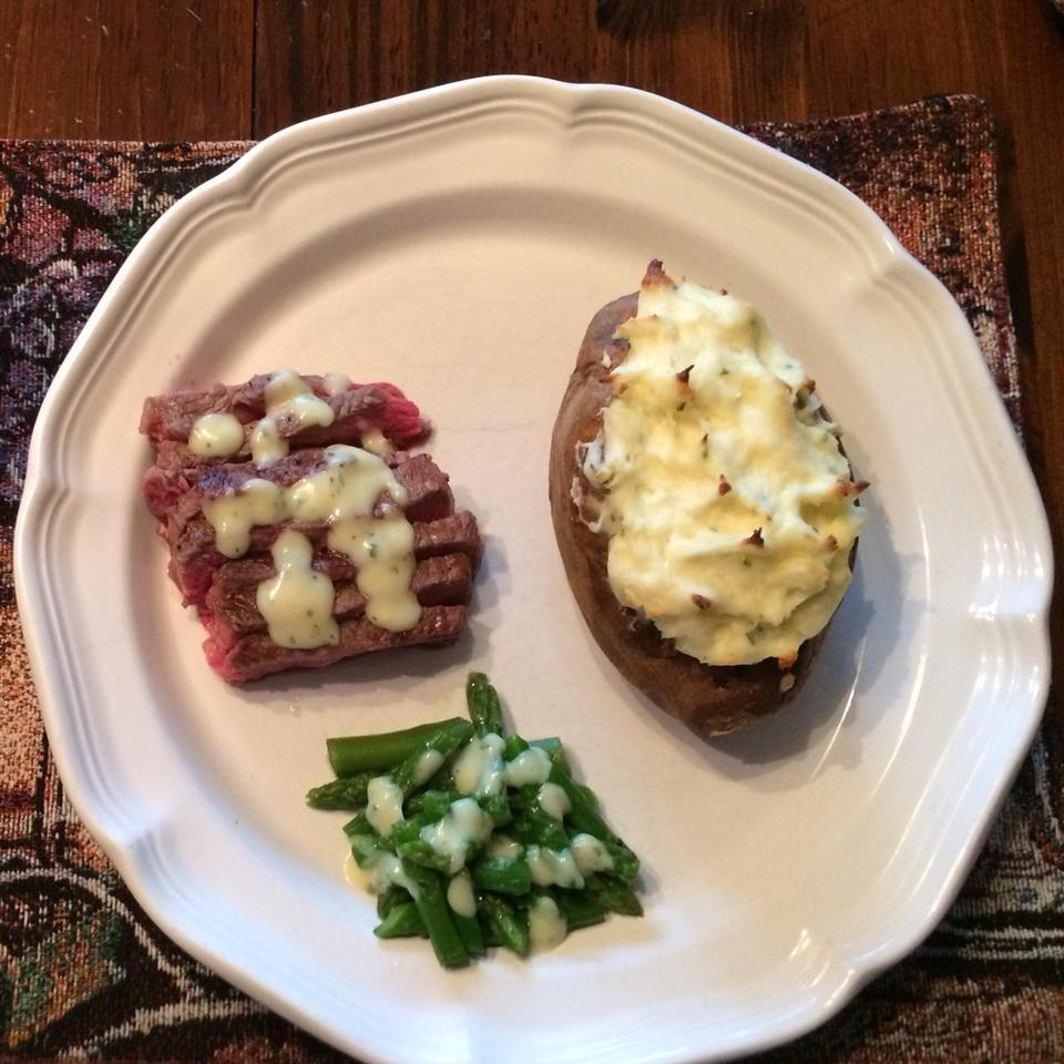 Creamy Twice-Baked Potatoes