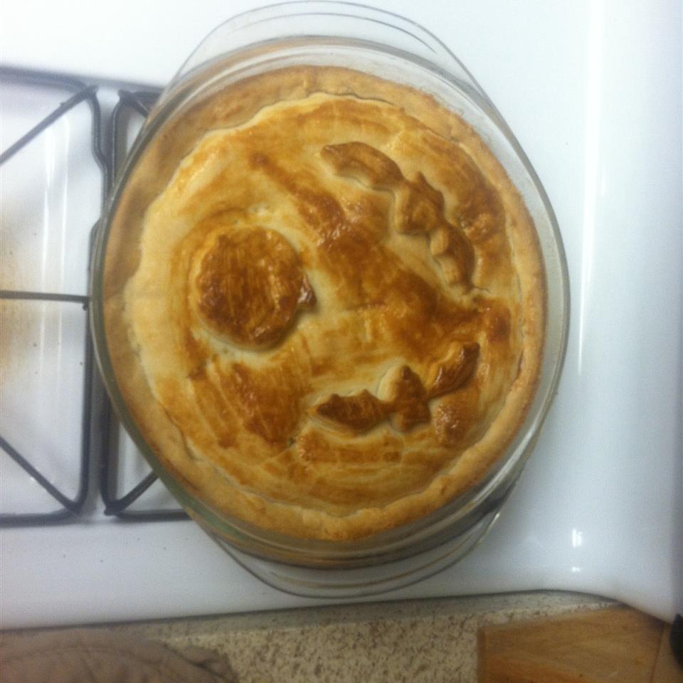 Chicken Pot Pie II busymommy