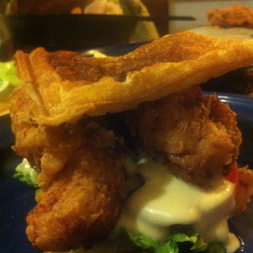 Chicken and Waffles Memyselfilisa