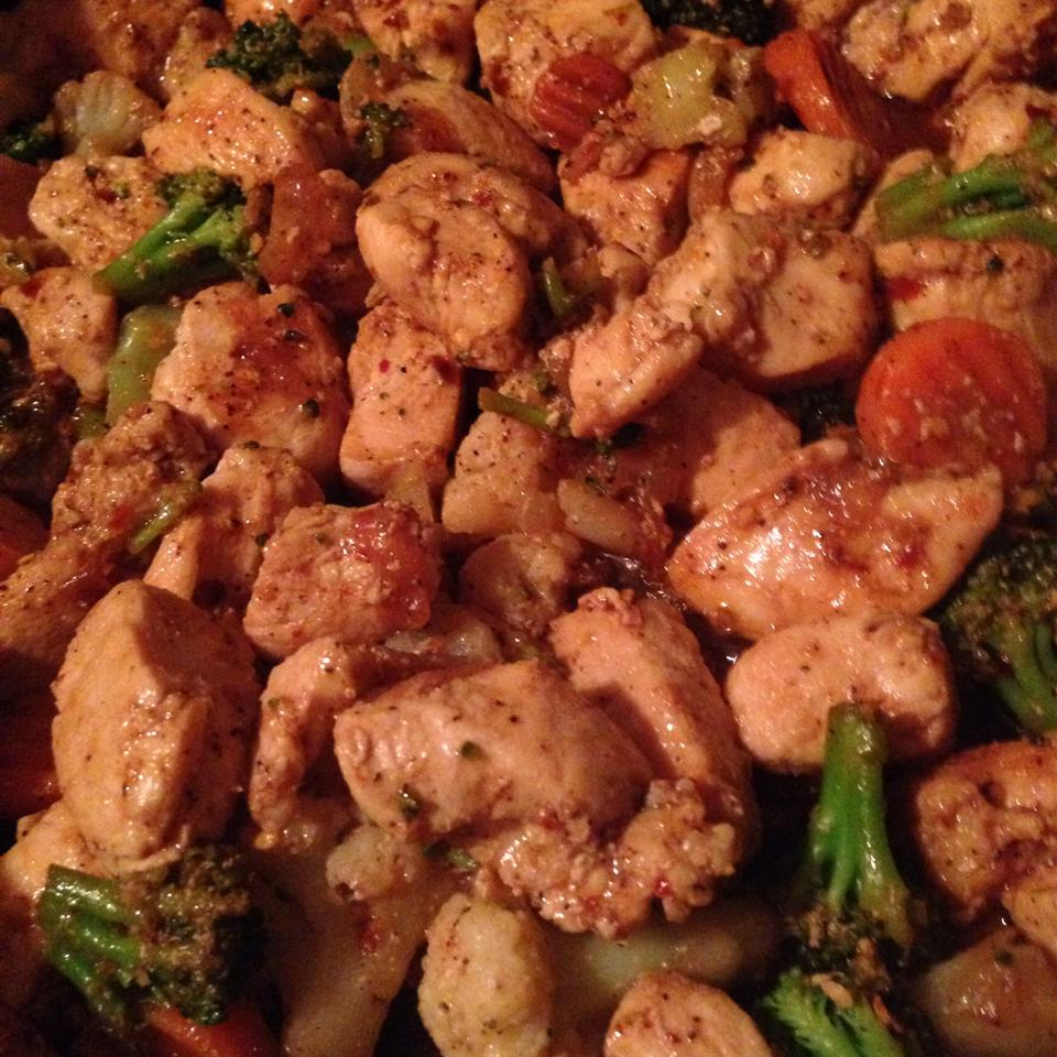 Quick and Easy Chicken Ines Zavala