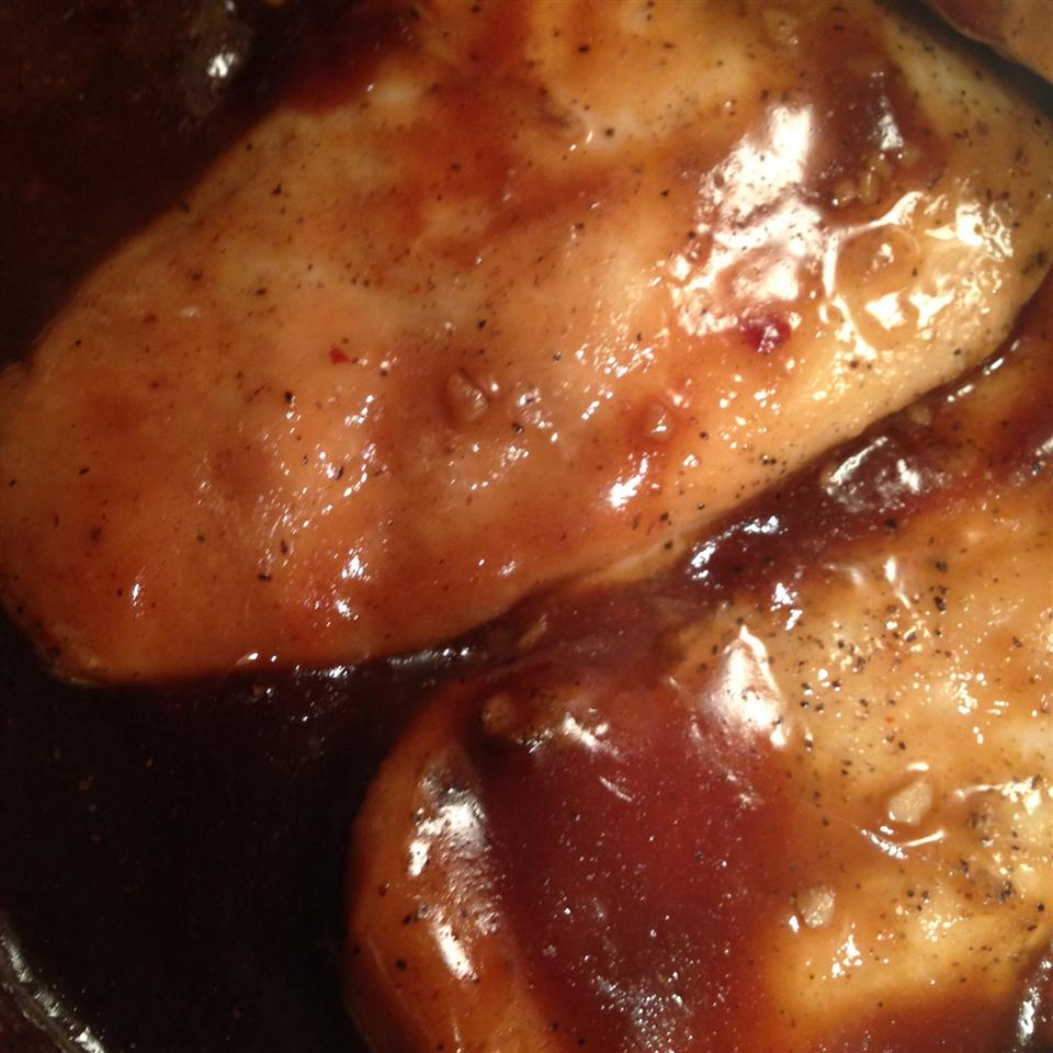 Oven Baked Chicken Teriyaki jbutler0704