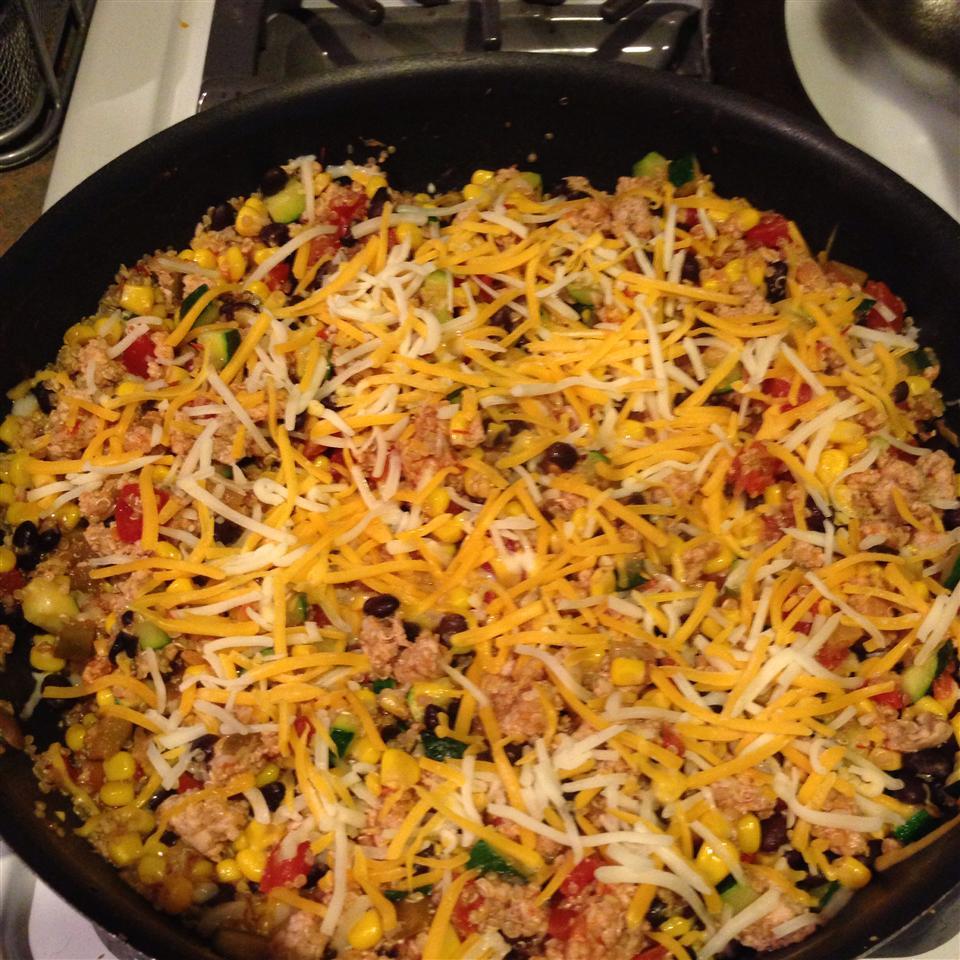 Spicy Chicken Quinoa