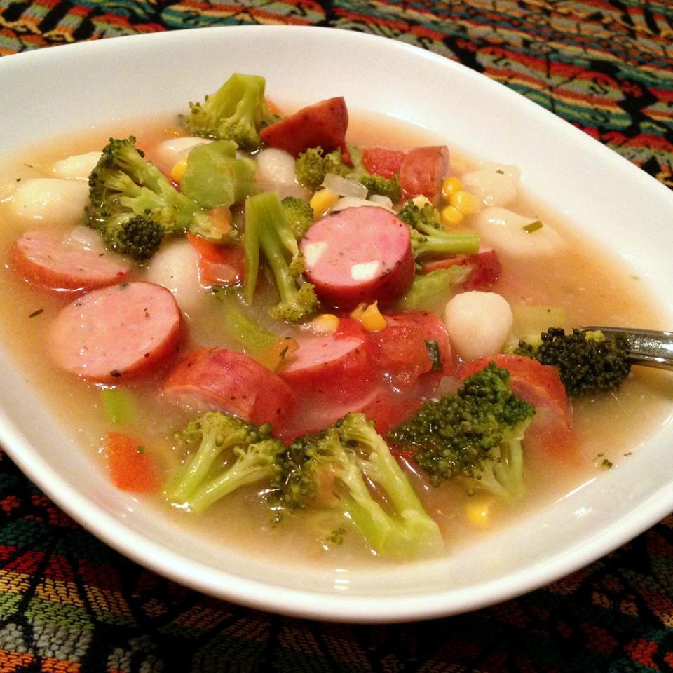 Amazing Gnocchi Soup