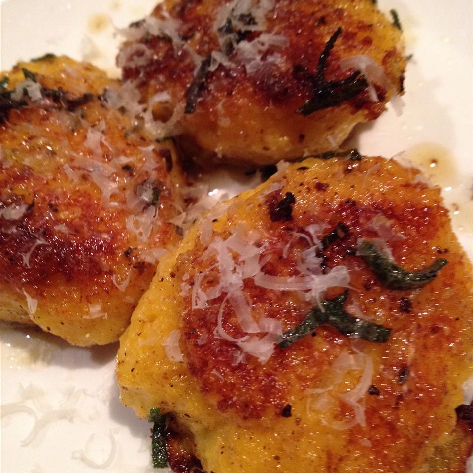 Butternut Mascarpone Gnocchi