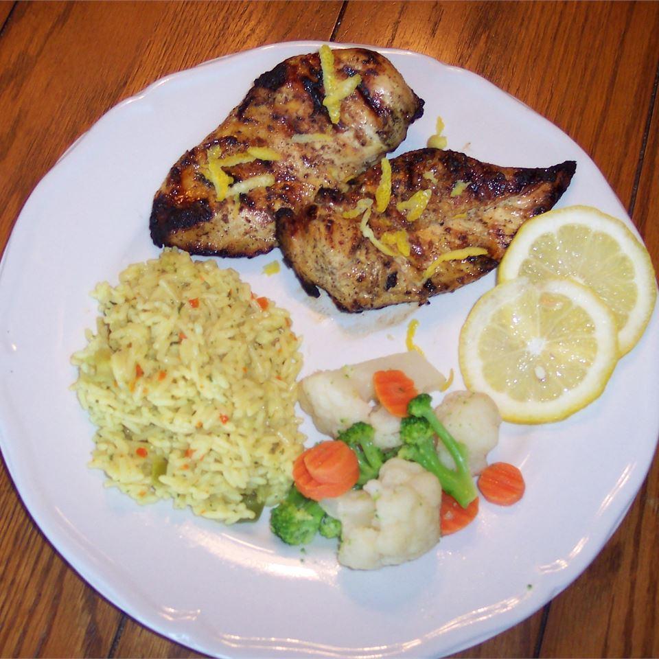 Lemon Pepper Chicken II