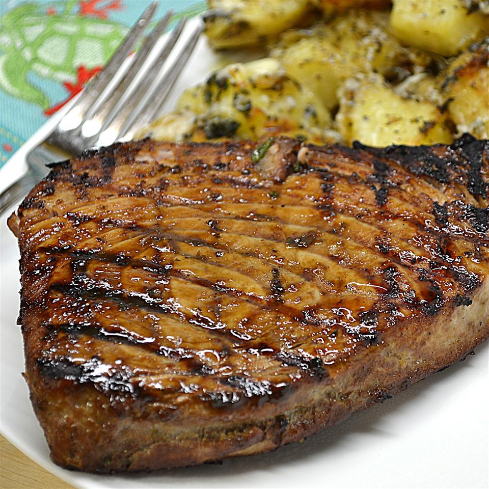 Marinated Tuna Steak_image