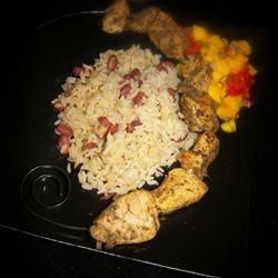 Jamaican Jerk Chicken rozieb