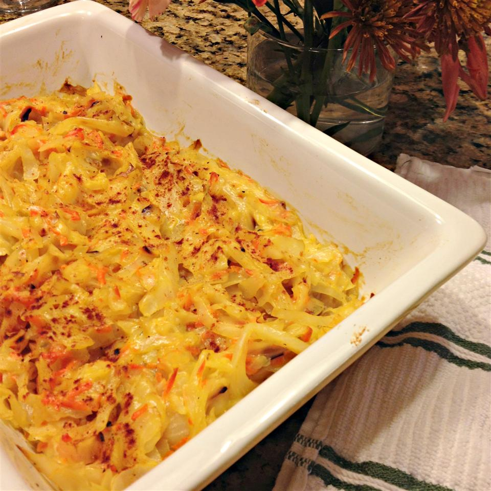 Cabbage-Carrot Casserole Kim's Cooking Now!