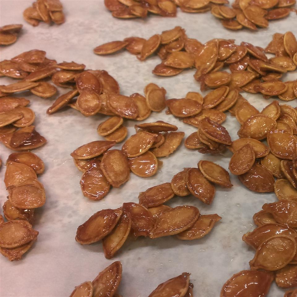 Honey Pumpkin Seeds Susanna Wheat