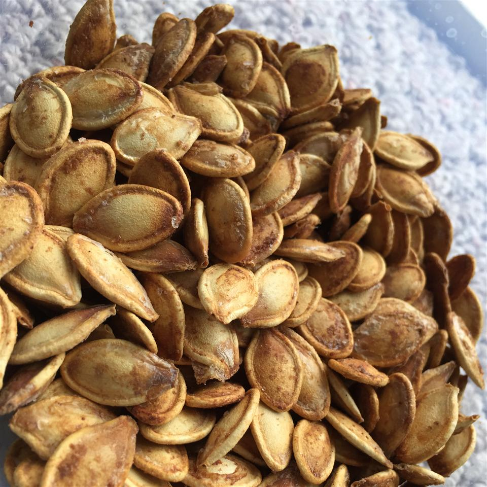 Super Tasty Pumpkin Seeds Extropian