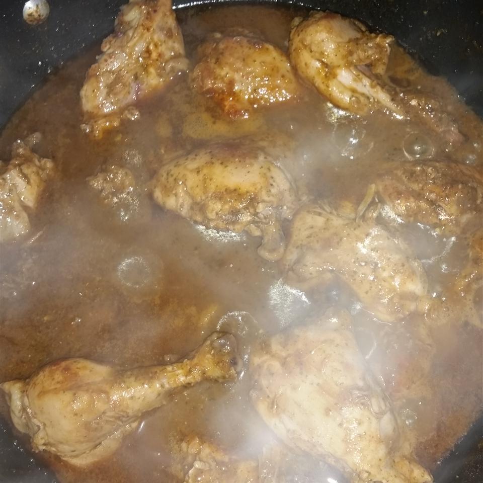 Cilantro Garlic Chicken Maria Mendoza
